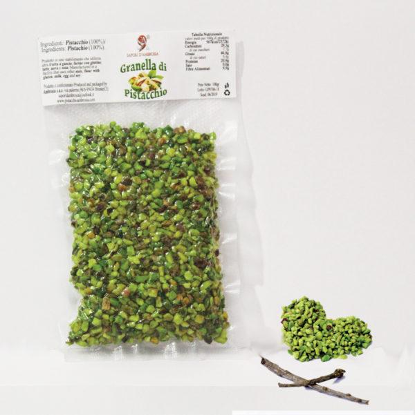 granella di pistacchio sicilia